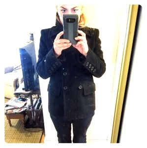 Vintage J.Crew Collection Pea Coat